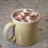 Turbulent Cocoa Royalty Free Stock Photos