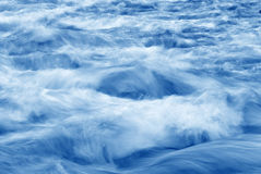 Turbulent Stream Royalty Free Stock Image