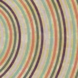 Turbulenz-förmige Kreise, Kurven und Spiralen, Grafikdesign Gewundene Beschaffenheit stockbild