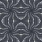 Turbulenz-Vektor-nahtloses Muster Stockbilder