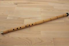 Turc Ney Cannelure de Reed Instrument de musique turc de sufi images libres de droits