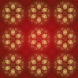 turc traditionnel de tabouret antique d'illustration Photo stock