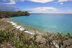 Turchese Curacao Fotografia Stock
