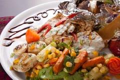Turcja Piec na grillu Zdjęcie Royalty Free