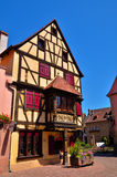Turckheim, French destination Royalty Free Stock Images