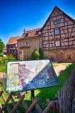 Turckheim, French destination Royalty Free Stock Photos