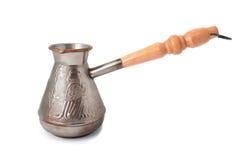Turco anziano del caffè immagine stock libera da diritti
