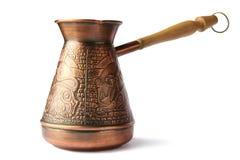 Turco de cobre Foto de Stock Royalty Free