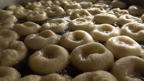 Turco Lokma nombrado Anatolia Traditional Sweet Dessert Donut almacen de metraje de vídeo