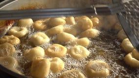 Turco Lokma nomeado Anatolia Traditional Sweet Dessert Donut filme
