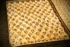 Turco Ramadan Dessert Baklava foto de stock royalty free