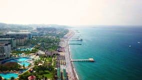 Turco Riviera almacen de metraje de vídeo