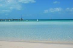 Turcos e Caicos Foto de Stock Royalty Free