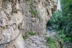 Turda Canyon Royalty Free Stock Images