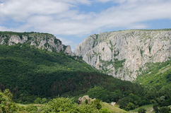 Turda Canyon Royalty Free Stock Photos
