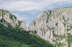 Turda Canyon Stock Images