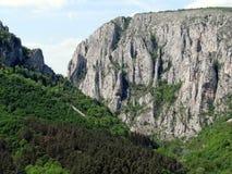 Turda kanjon 2 Royaltyfri Fotografi