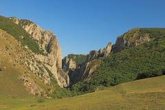 Turda's canyon Stock Image