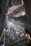 Turda salt Stock Image