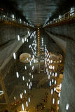 Turda Salt mine Royalty Free Stock Photography