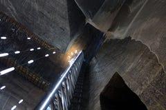 Turda Salt Mine, Romania. Inside Turda Salt Mine, Transylvania, Romania Royalty Free Stock Photography