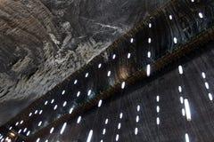 Turda Salt Mine, Romania. Inside Turda Salt Mine, Transylvania, Romania Stock Photography