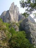 Turda wąwóz w Transylvania, Rumunia Jar tworzący przez erozji zdjęcie stock