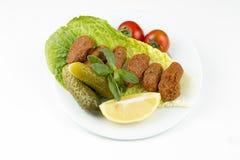 Tureccy foods; cig kofte Obraz Royalty Free