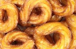 Tureccy pączki lub tradycyjny ringowy cukierki Obrazy Stock
