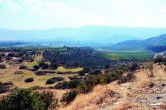 Turecczyzna krajobraz Zdjęcia Royalty Free