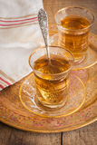 Turecczyzny Apple herbata Fotografia Stock