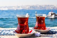 Turecka herbata Obraz Royalty Free