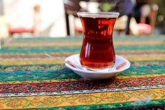 Turecka kawa i herbata Zdjęcia Stock