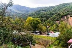 Turecka wieś Obraz Royalty Free