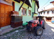 turecka wioski obrazy stock