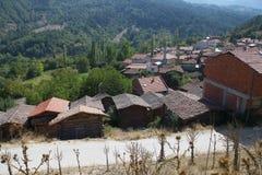 turecka wioski Zdjęcia Royalty Free