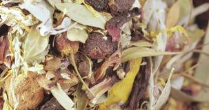 Turecka zimy herbata zbiory