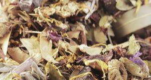 Turecka zimy herbata zdjęcie wideo