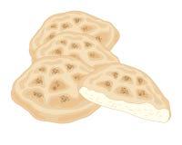 Turecki chleb Obrazy Royalty Free