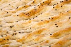 Turecki chleb Zdjęcie Royalty Free