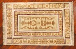 Turecki dywan obrazy stock