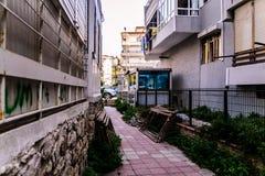Turecki miasteczko W lecie Zdjęcia Royalty Free