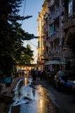 Turecki miasteczko W lecie Obrazy Royalty Free