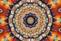 Turecki ornament ottoman, rynek (,) Zdjęcia Stock