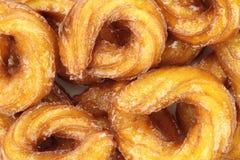 Turecki pączek lub tradycyjny ringowy cukierki Obraz Royalty Free