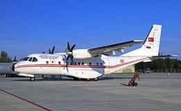 Turecki siły powietrzne Casa Zdjęcie Stock