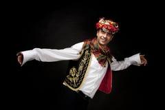 Turecki Tradycyjny tancerz Fotografia Royalty Free