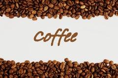 Tureckiej kawy kolaż Fotografia Stock