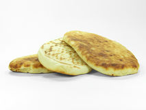 Tureddos:Sardinia Potato Flatbread Royalty Free Stock Photo
