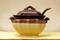 tureen супа Стоковые Изображения RF
